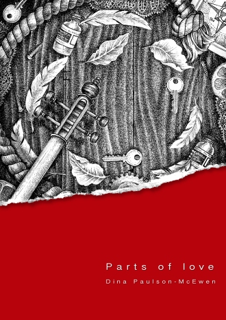 Book Cover - Parts of love